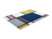 Teppich QUADRILO 1 - Polypropylen - 140*200cm
