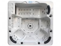 LED-Whirlpool Spa Ulysses - 4-6 Plätze