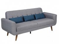 3-Sitzer-Sofa Stoff KRISTIN