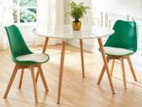 Stuhl 6er-Set Jaddy - Grün
