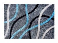 Teppich 100% Polyester PUEBLA - 120 x 170 cm