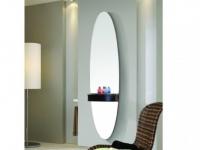 Wandspiegel mit Ablage Shyna - Höhe: 150cm