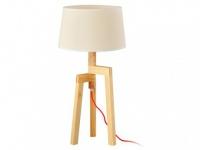 Lampe Holz IVAR - Höhe: 75cm