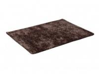 Hochflor-Teppich Cocoon - Braun - 120x170cm