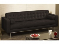 Ledersofa 3-Sitzer Vittoria - Luxusleder - Braun