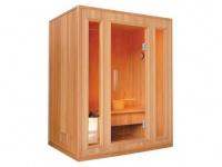 Finnische Sauna Lofoten II - 3 Plätze