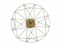 Geometrische Wanduhr ACHILLE - Durchmesser: 61 cm