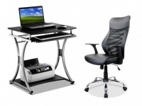 Sparset Büromöbel Heleos (2 tlg.)