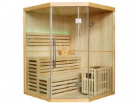 Finnische Sauna LED PITEA - 3/4 Personen
