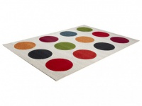 Teppich CHROMATIK - Polypropylen - 160x230cm - Bunt