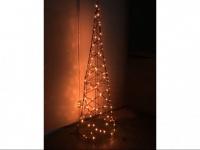 LED Weihnachtsbaum JULGRAN - 50x50x150cm