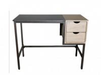 Schreibtisch TEDDY - 2 Schubladen
