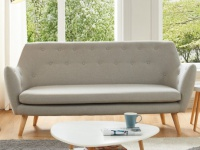 3-Sitzer-Sofa Stoff JENNY