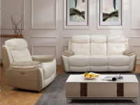 Garnitur Relax 3+1 Leder LUGO