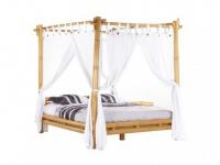 Himmelbett Bambus MALINDI - 160x200cm