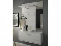 Garderobe CALEB - 1 Tür & 1 Ablage