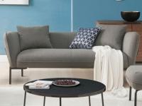 3-Sitzer-Sofa Stoff TAPOLCA