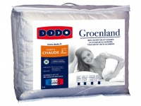 Federbettdecke Gänsedaunen DODO GROENLAND - 220x240cm