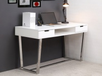 Schreibtisch AMEDEO - 2 Schubladen