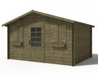 Gartenhaus JOTEA - 300 x 400cm (12m²)