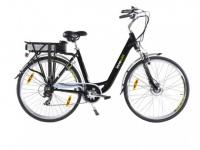 Pedelec E-Bike 36V 28 Zoll Belair II - Schwarz