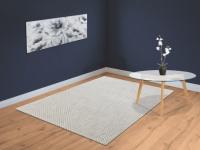 Teppich 100% Polyester ROMILDA - 120 x 170 cm