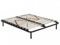 Lattenrost ErgoOpti Komfort - Härtegrad verstellbar - 140x190cm