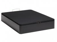 2 in 1 Bettkasten und Bettboden Jenny - 160x200cm - Schwarz