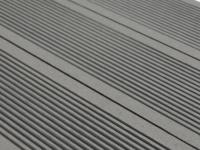 30 WPC-Terrassendielen Tera II (9, 6 m²) - Grau