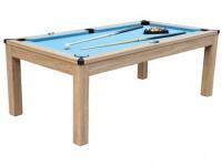 Multifunktionstisch Billard & Tischtennis Balthazar