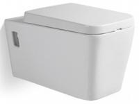 Wand WC Keramik Maiko - Weiß