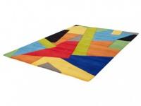 Teppich CUBISME - 100% Wolle - Handgetuftet - 160*230cm