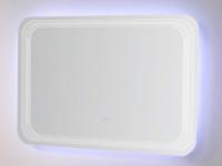 Spiegel mit LED-Beleuchtung AGLAE - 90x60cm