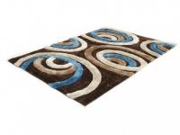 Hochflor-Teppich Shimoda - 120x170cm