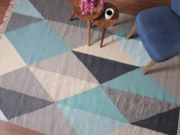 Teppich Wolle ALEXEI - 160x230 cm