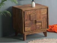 Nachttisch Holz massiv VILMA