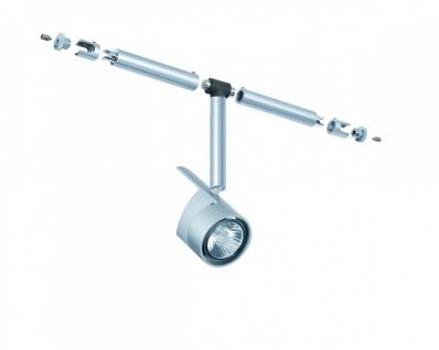 Paulmann 940.19 Seil- und Schienensystem CombiEasy Spot MiniPower 1x35W GU4 Chrom matt 12V Metall