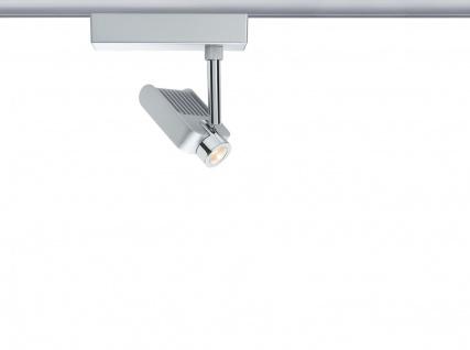Paulmann URail Schienensystem Light&Easy Spot Vision 1x10W Chrom matt/Chrom 230V Metall - Vorschau 4