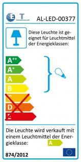 ETT Außenleuchte 00377 LED 7, 5W E27 3.000 K 638 Lumen Edelstahl mit Bewegungsmelder - Vorschau 2
