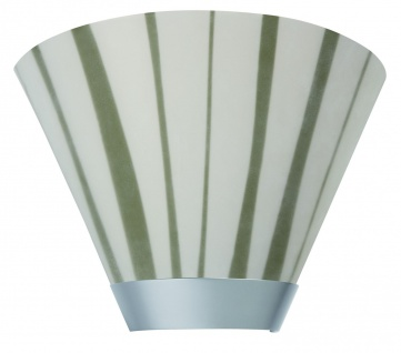 701.58 Paulmann Lampenschirme WallCeiling DS Modern Deco-Set WL Yoke Flow 305x180mm Metall/Glas