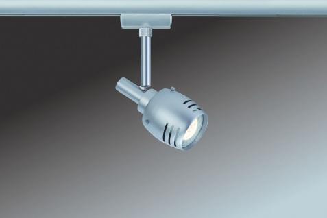 URail System Light&Easy Spot Rumas 1x3W GU10 Chrom matt 230V Metall