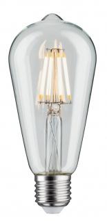 Paulmann 284.25 LED ST 64 Filament 7, 5W E27 230V Klar 27