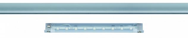 950.64 Paulmann U-Line ULine System L+E Spot Inline 1x1W Chrom matt 12V Metall