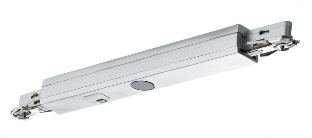 Paulmann URail Schienensystem IR Dimm/Switch II E/A/D Chrom matt 230V Metall