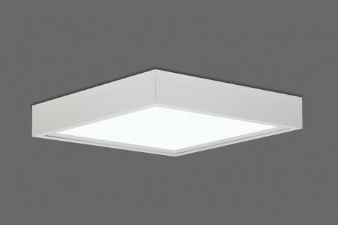 LED Panel 18W 3000K Warmweiss 1500lm Weiß