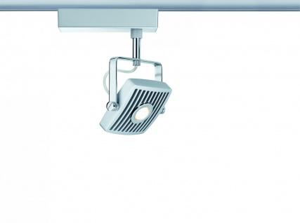 URail System LED Spot Loupe 1x10W Chrom matt/Chrom 230V Metall