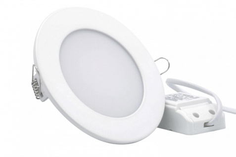 12W LED Panel Warmweiß 230 V 3000 Kelvin 740 Lumen