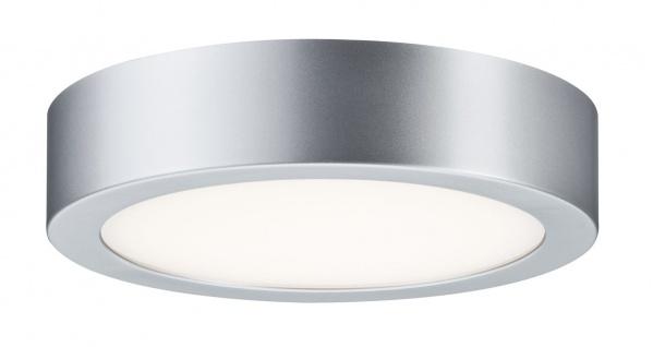 Paulmann 703.88 WallCeiling Orbit LED-Panel 200mm 11W 230V Chrom matt/Weiß Kunststoff
