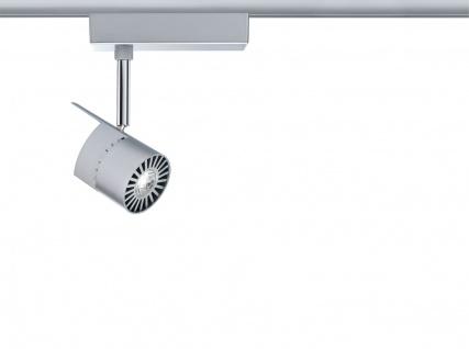 Paulmann URail Schienensystem Spot PowerLED 1x7, 6W Chrom matt/Chrom 230V Metall - Vorschau 2