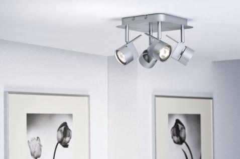 Paulmann Spotlights EasyPower Rondell 4x50W GU5, 3 Chrom matt 230/12V 2x105VA Metall - Vorschau 2